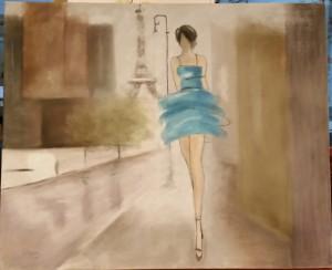 Une journée a Paris